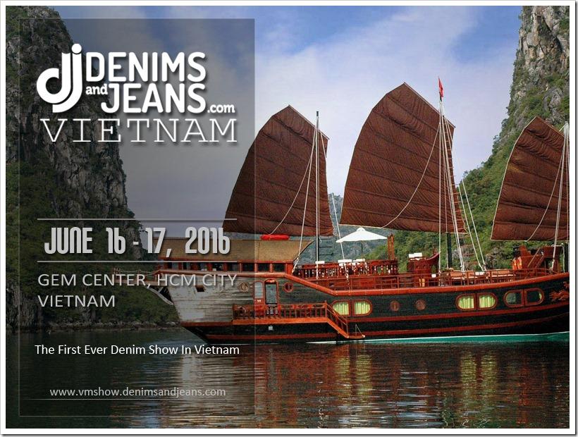 Denimsandjeans.com Vietnam : The First Ever Show In Vietnam