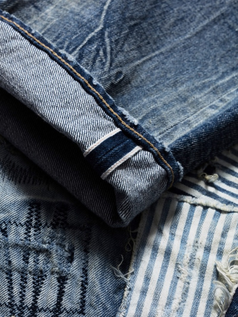 PRPS Japan : Spring 2016 Denim Key Looks : Denimsandjeans.com