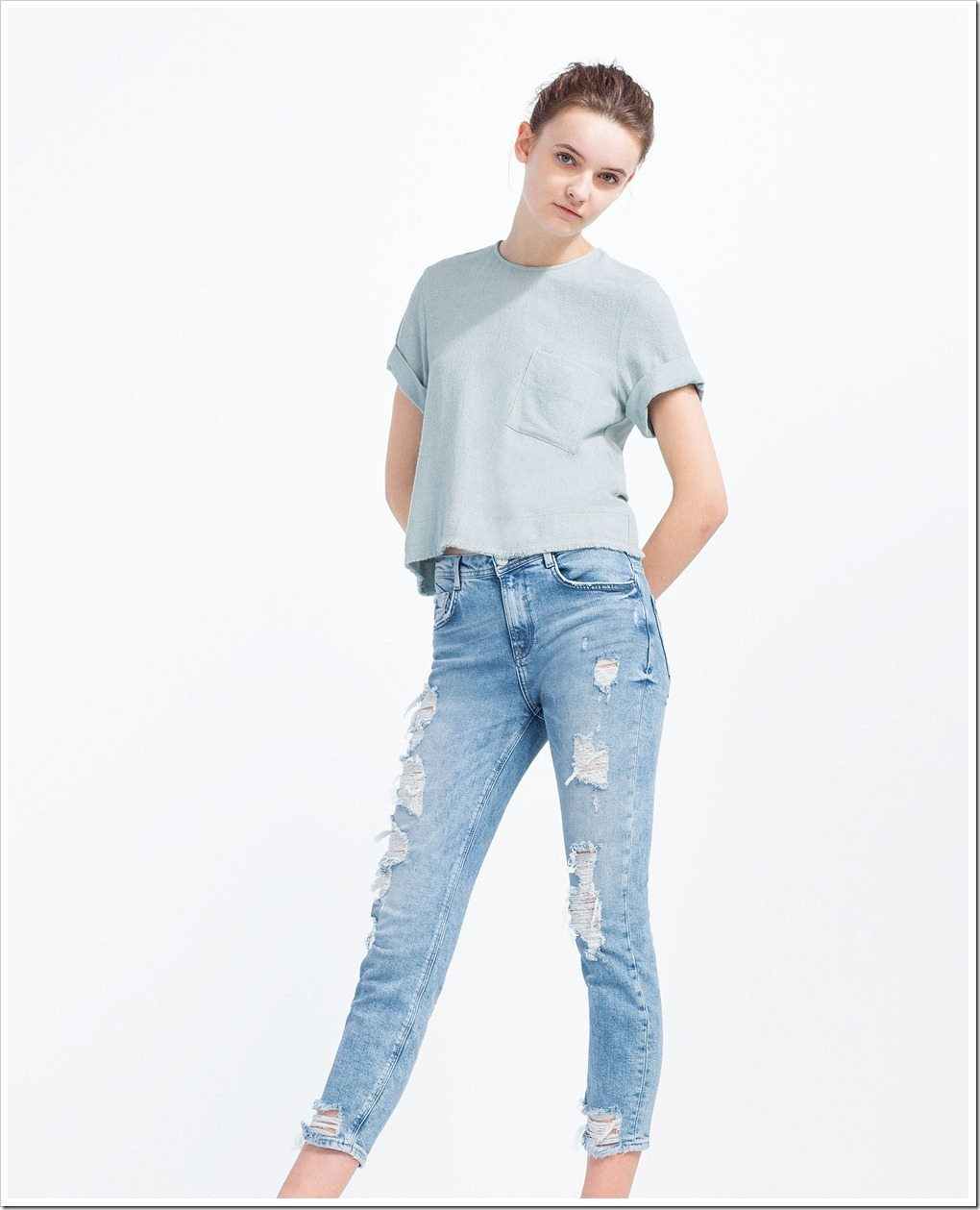 ss16 denim styles from zara zara collection denim