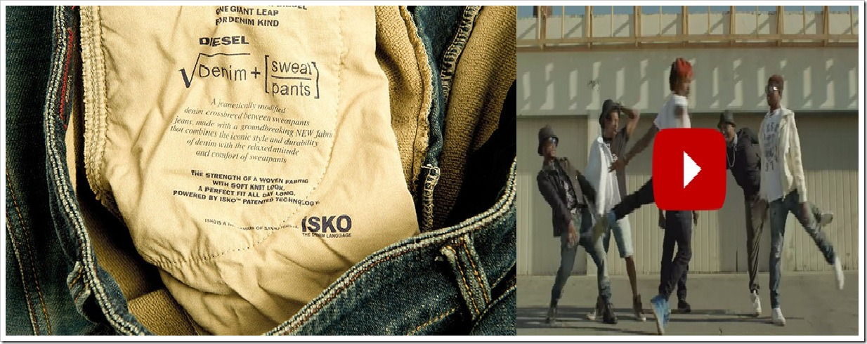81fcee5d ISKO Collaborates With Different Brands And Retailers .. - Denim ...