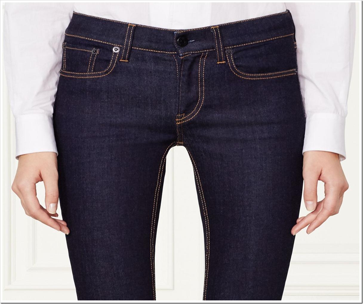 Ralph Lauren Denim : 380 Bootcut Jean