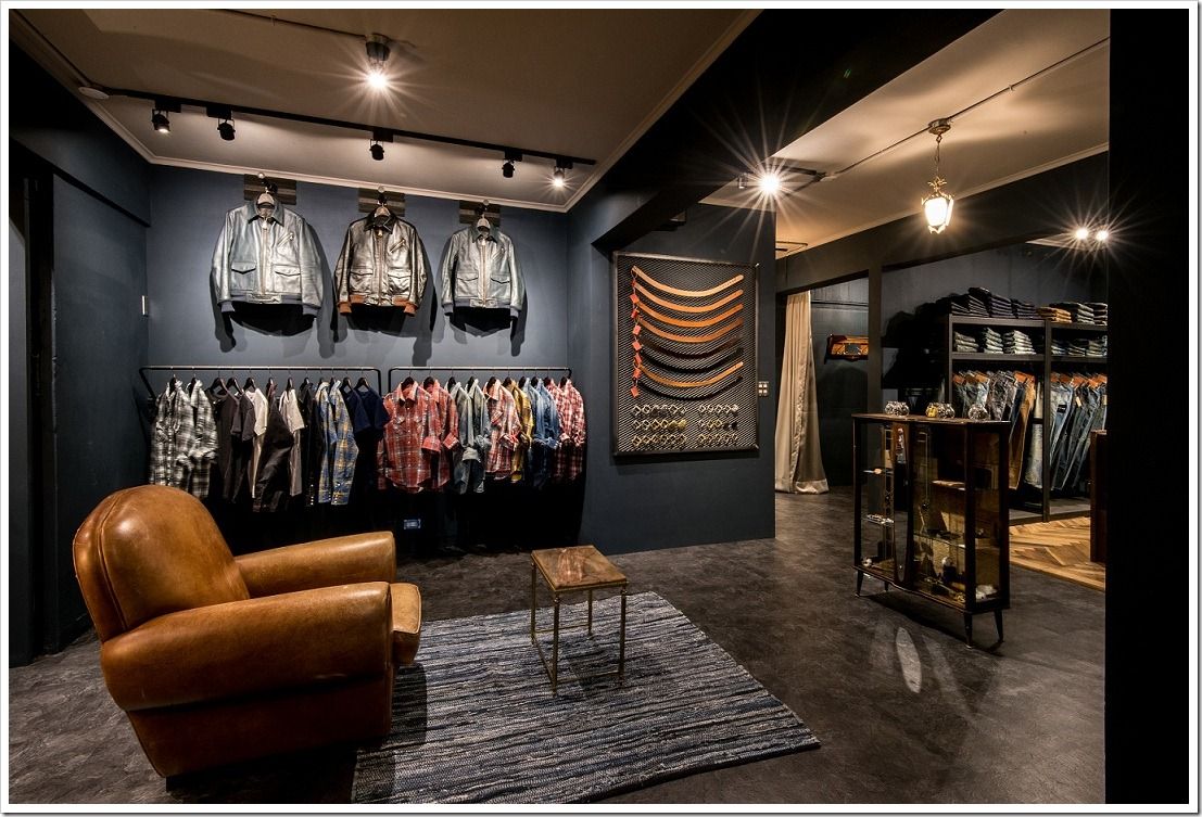 Denim Stores In Taiwan : JEANSDA Brand Jeans