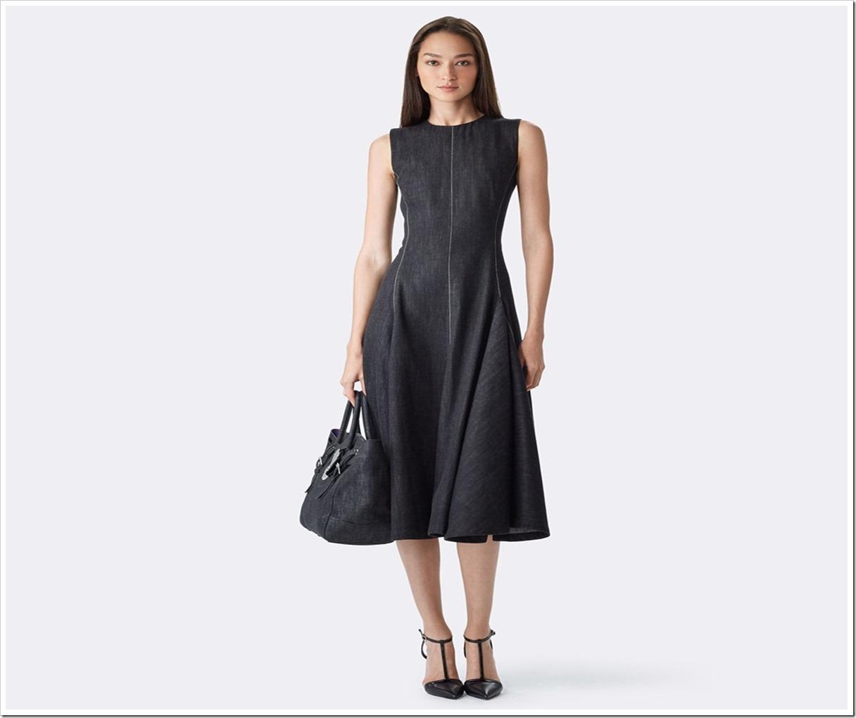 Ralph Lauren Denim : Pauline Denim Dress