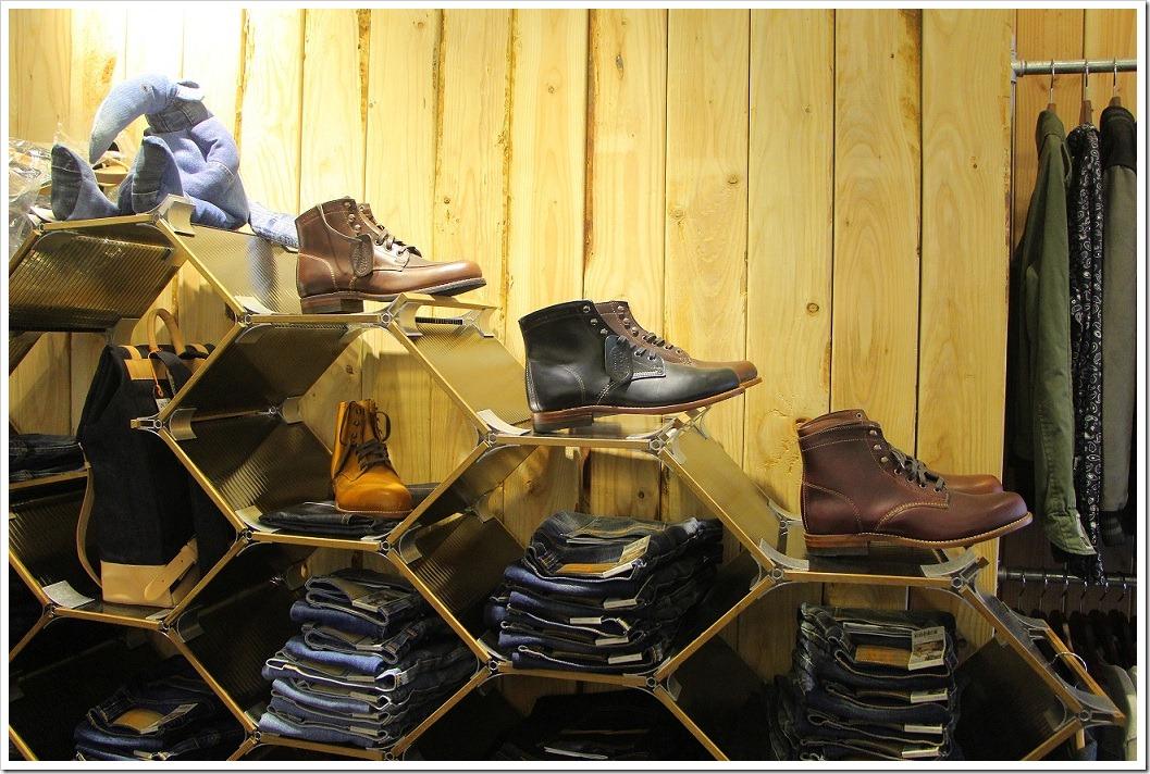 Denim Stores In Taiwan : Blue Beach Denim Shop