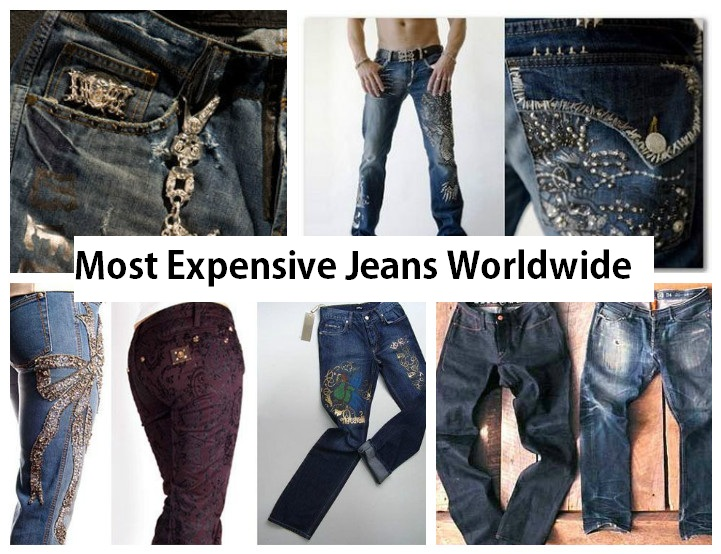 Most Expensive Jeans Worldwide !