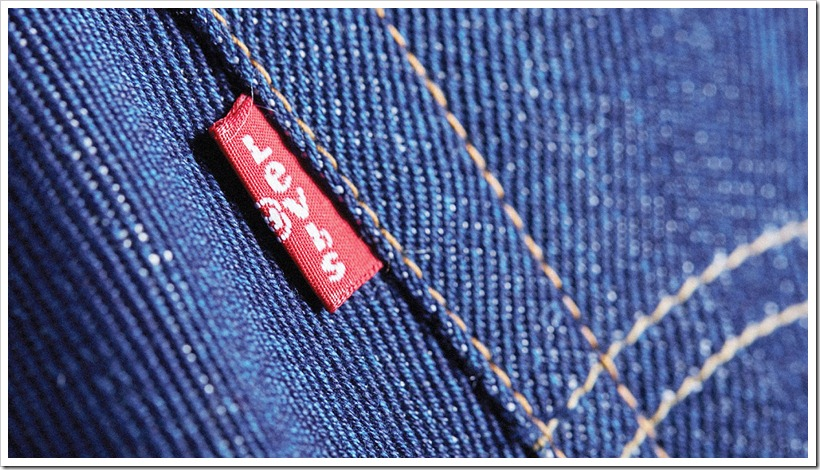 Levis + Evrnu = 100% Recycled Jeans
