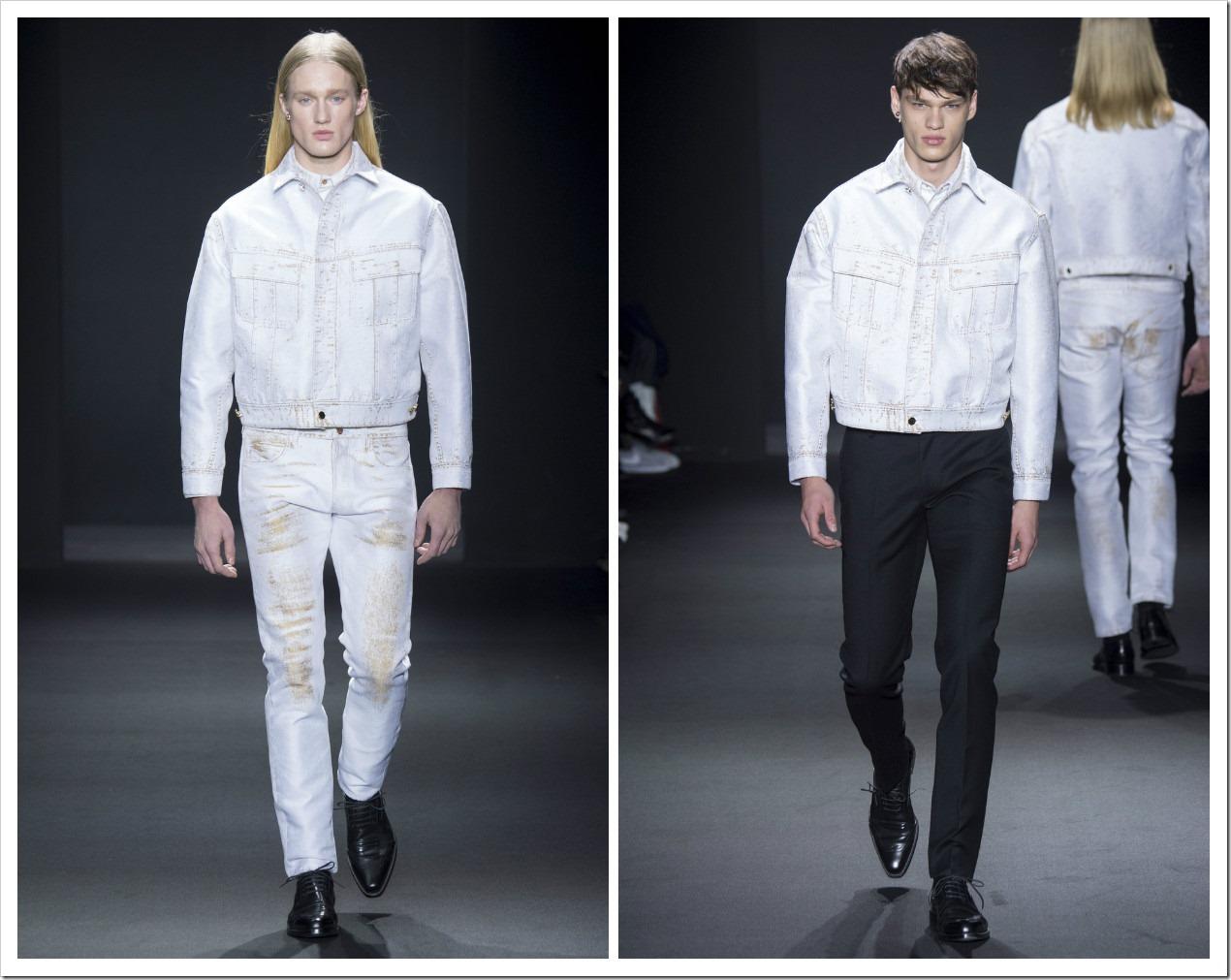 Calvin Klein Menswear Collection at Fall 2016