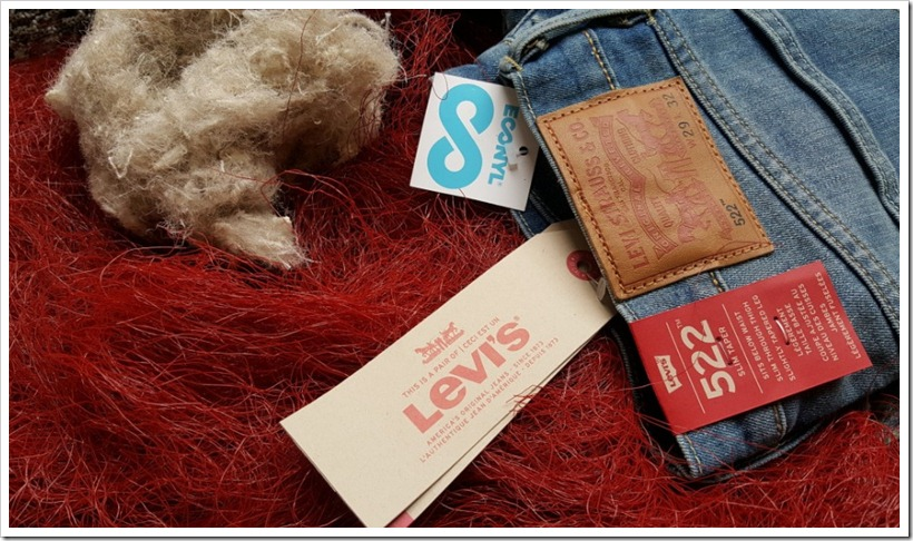 Levi's is Making Jeans From Old Fishing Nets