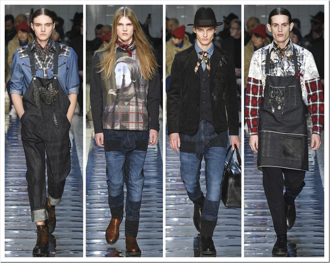 Antonio Marra Menswear Collection at Fall 2016