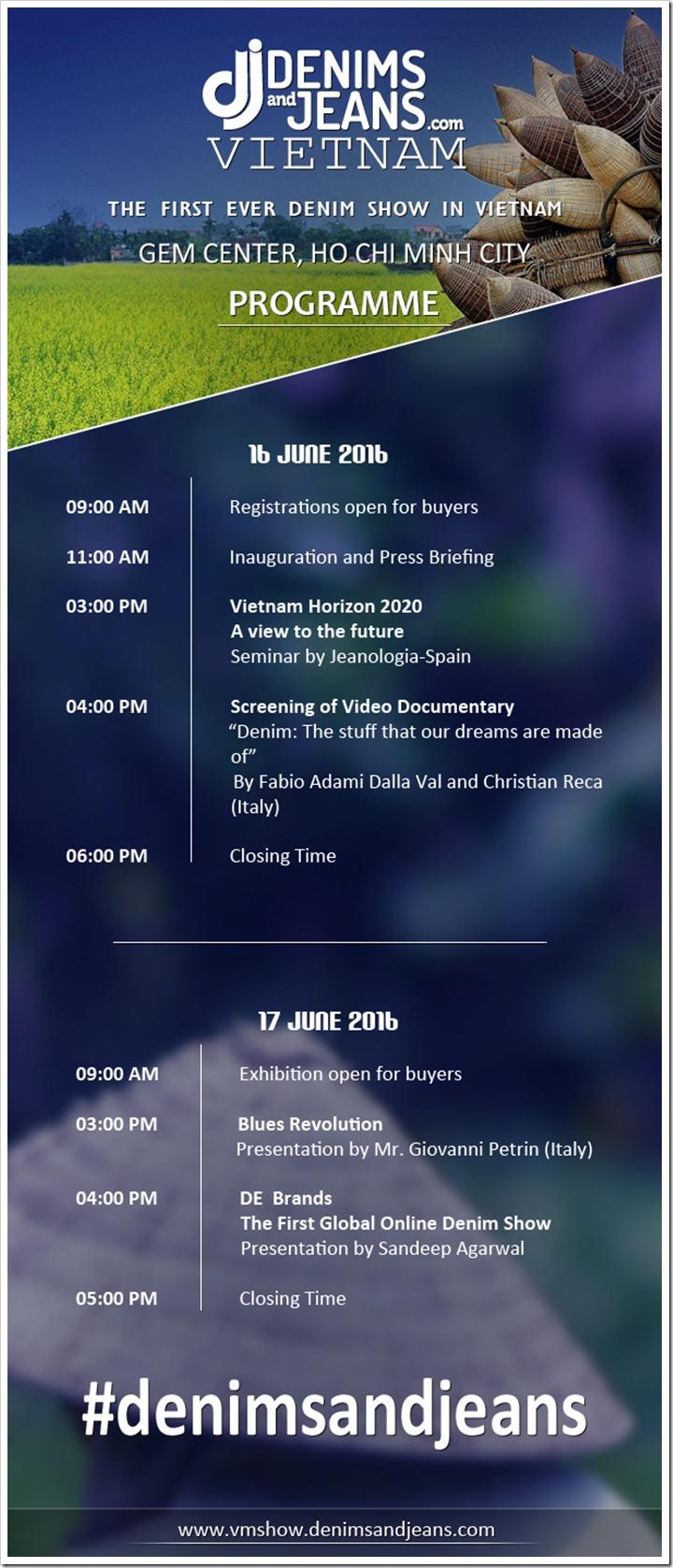 Event Details | Denimsandjeans.com Vietnam
