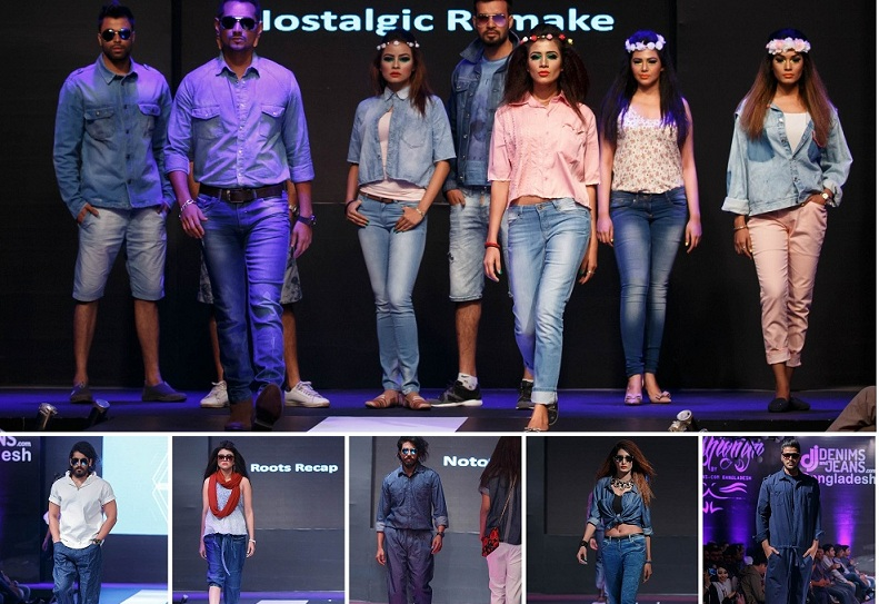 Vicunha Textil at Fashionim–The Runway Show : 5th Denimsandjeans.com Bangladesh Show