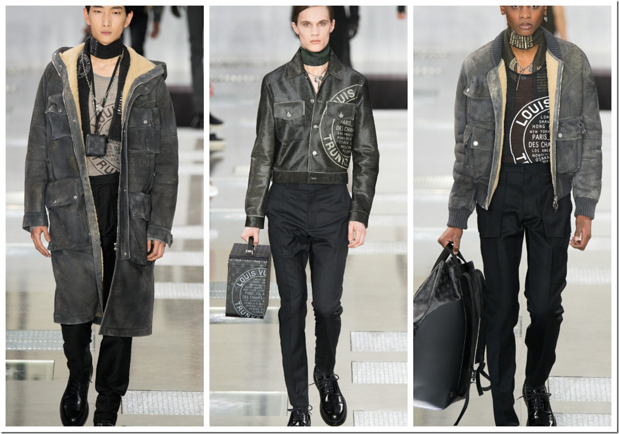 Louis Vuitton Collection at Fall 2016
