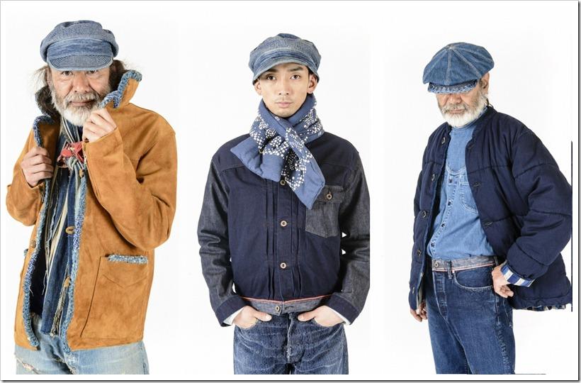 KAPITAL 2016 Lookbook : Fall/Winter : Denimsandjeans.com