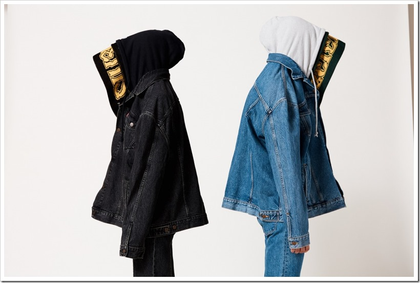 Levi's Collaborates With Creative Designers : Denimsandjeans.com