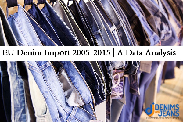 EU Denim Import 2005-2015 | A Data Analysis