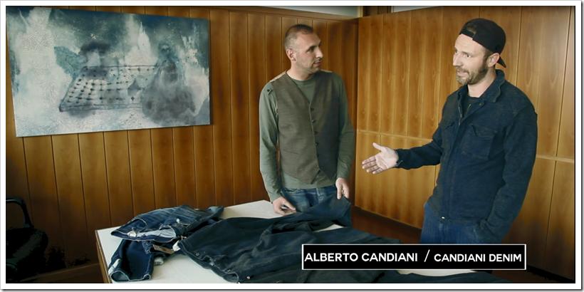 Denim The Stuff Dreams Are Made Of | Fabio Adami Dalla Val and Christian Reca