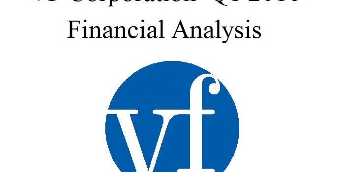 VF Corporation–Q1 2016 | Financial Analysis