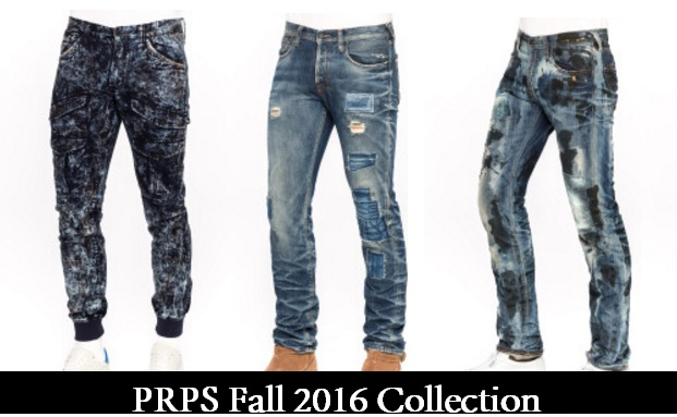 PRPS Fall 2016 Collection