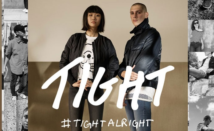 Tight Alright  Denims By Cheap Monday