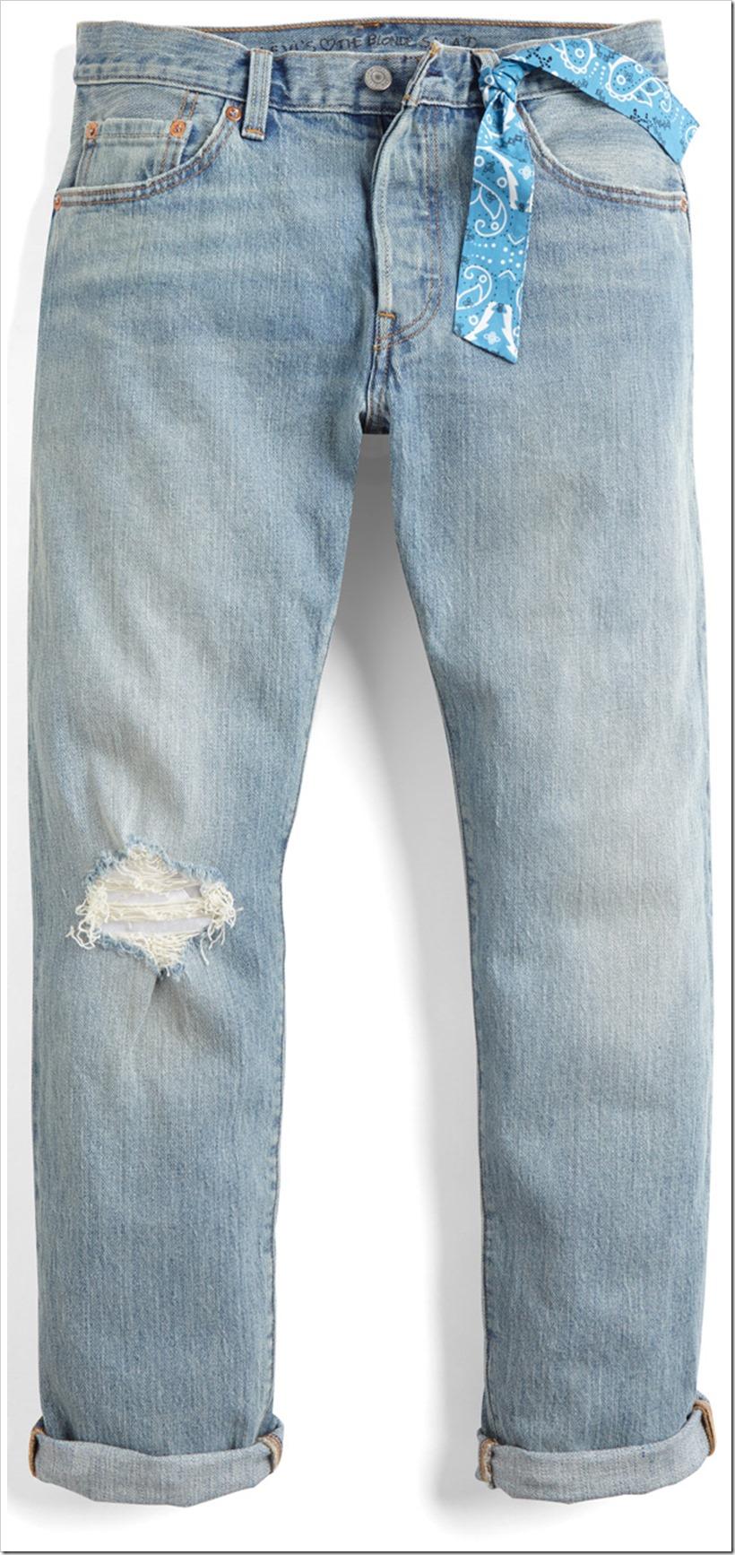 Chiara Ferragni Jeans By Levi's | Denimsandjeans