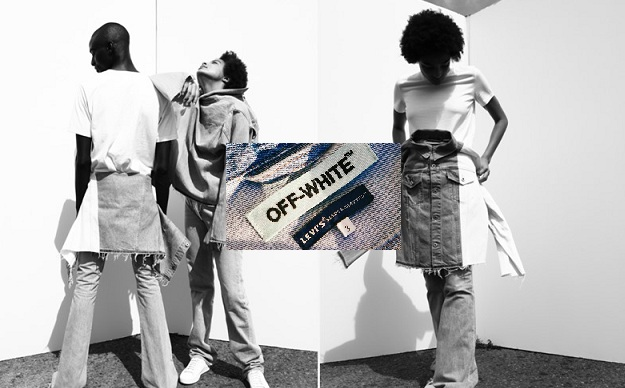 Levi's Made & Crafted Collaborates with Virgil Abloh of Off White