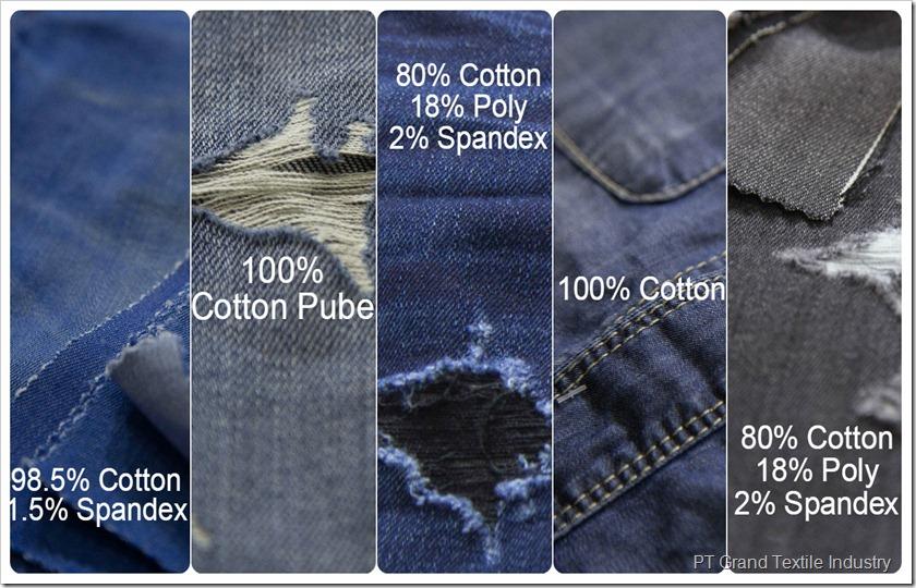 PT Grand Textile Industry | Indonesia : Denimsandjeans