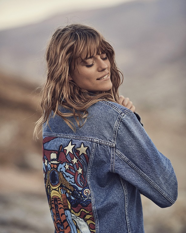 Retro Glory Collection By Wrangler On Its 70th birthday