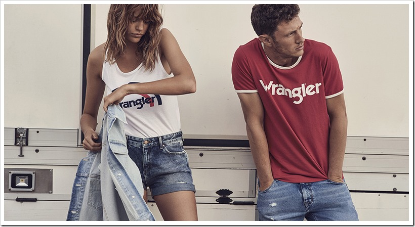 Retro Glory Collection By Wrangler | Denimsandjeans.com