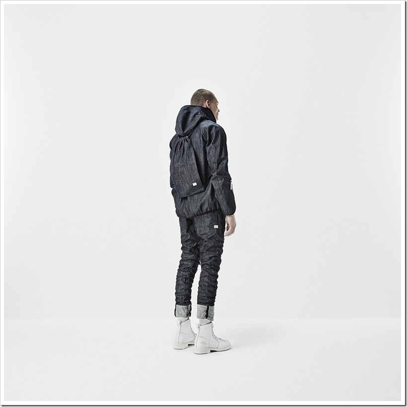 Aitor Throup |G-Star Raw Collection | Denimsandjeans.com
