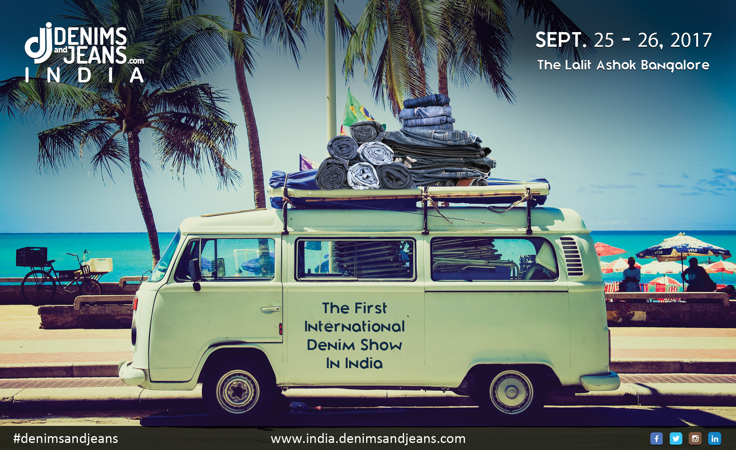 Bengaluru Hosts First Denimsandjeans India Show !