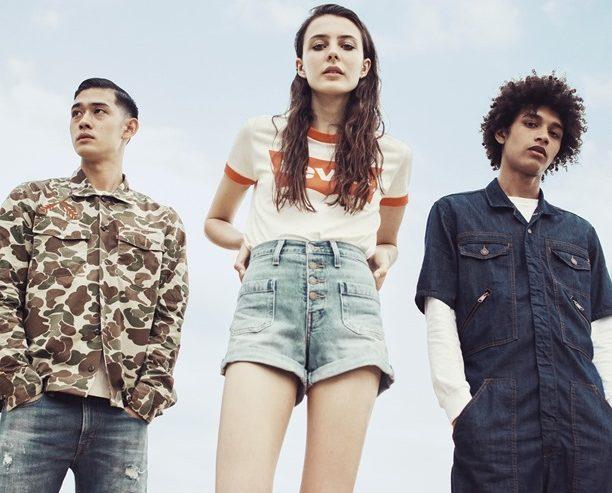 Orange Tab From Levi's Makes A Comeback In Spring 2017 | Denimsandjeans.com