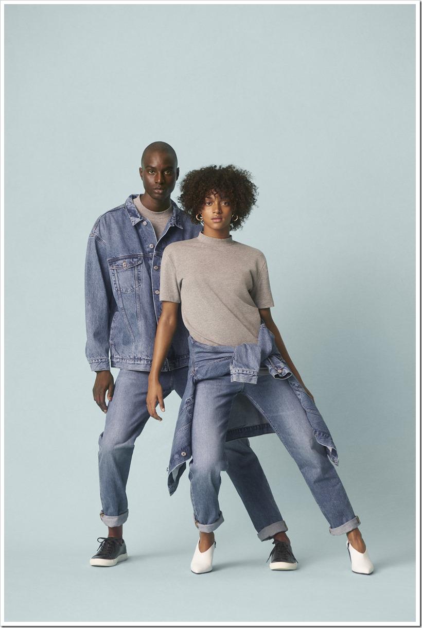 H&M Denim United Unisex Collection | Denimsandjeans.com