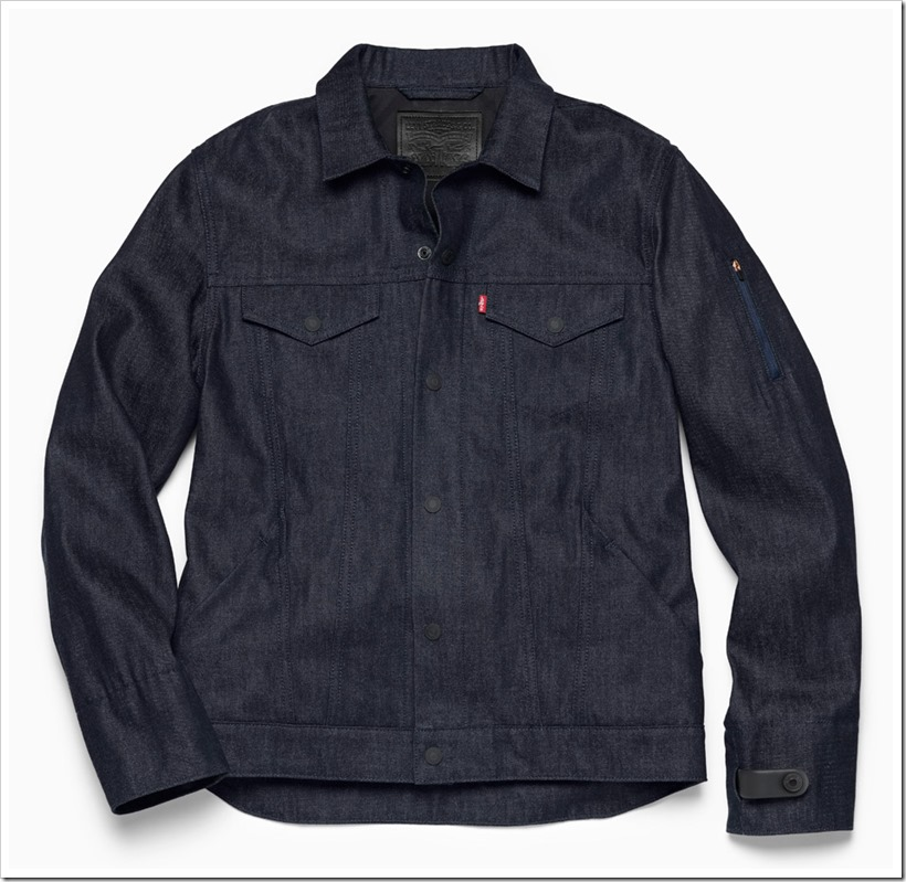 Project Jacquard By Levis and Google | Denimsandjeans.com