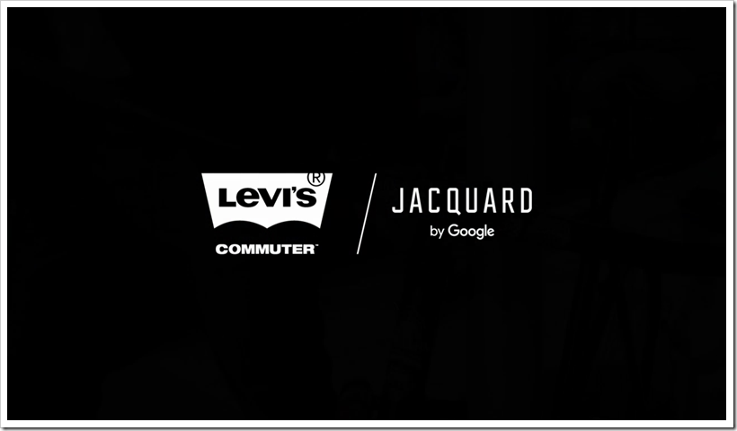 Jacquard by Levis and Google