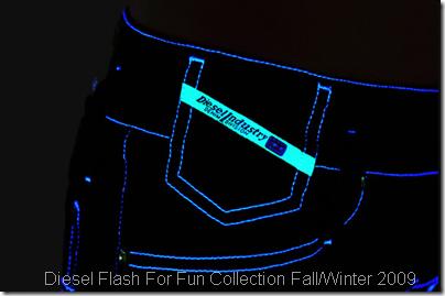 diesel flash for fun denim collection