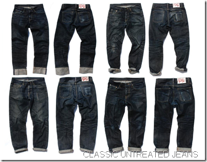 A/W 2010-11 Denim Trends Analysis