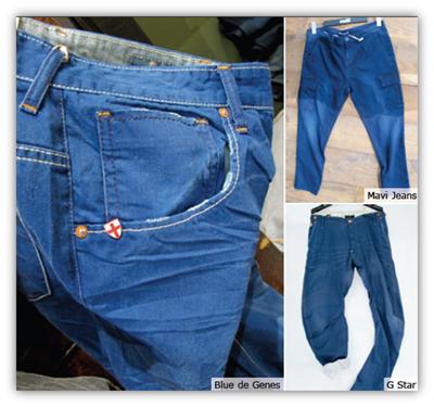 royal blue indigo jeans trend