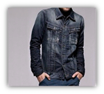 sulphur denim jacket