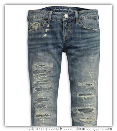 american eagle jeans women skinny