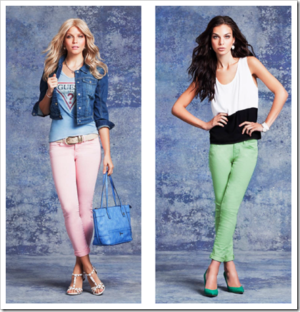 Denim Collection Guess Women's 2012