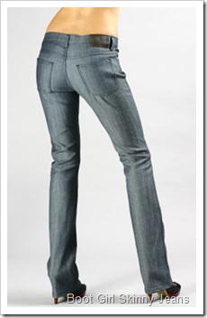 Boot Girl Skinny Jeans