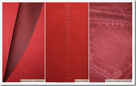 Denim Trends Fall Winter 2012 - Red Color