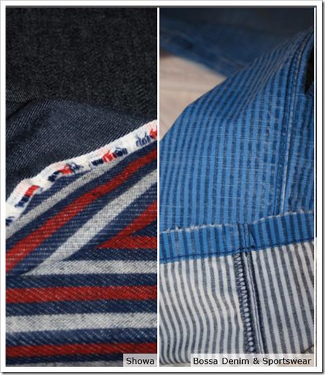 Denim Trends Fall Winter 2012 - Double Faced Fabrics