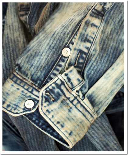 Herring Bone - I Core Denim