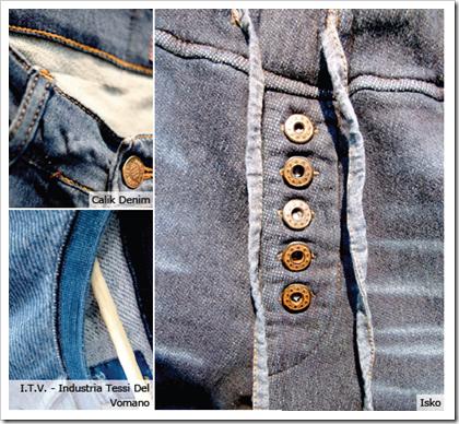 Knit Indigo I.T.V Industria tessi del vomano Isko Denim