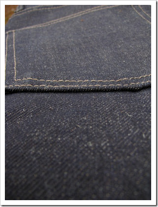 Selvedge Hemp Denim From Naked And Famous