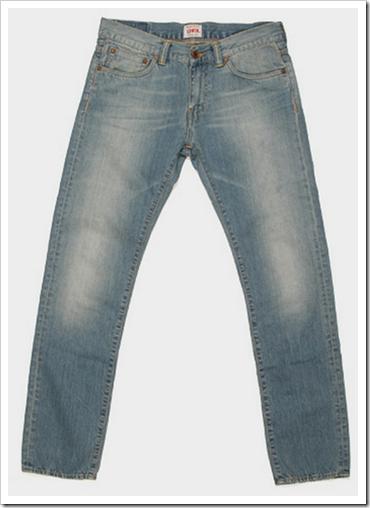 Fader Wash -Edwin Denim Jeans