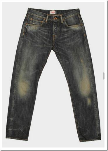 Heavy Dark Used Wash -Edwin Denim Jeans