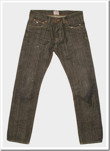 O- Wash-Edwin Denim Jeans