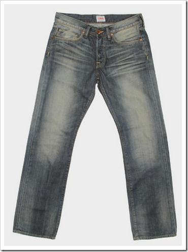 Oiler  Wash -Edwin Denim Jeans